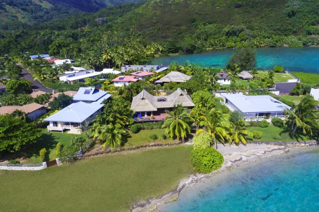 Villa Blue Lagoon Moorea Papetoai French Polynesia