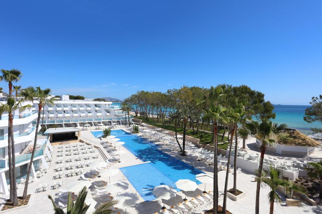 A view of the pool at Iberostar Playa de Muro or nearby