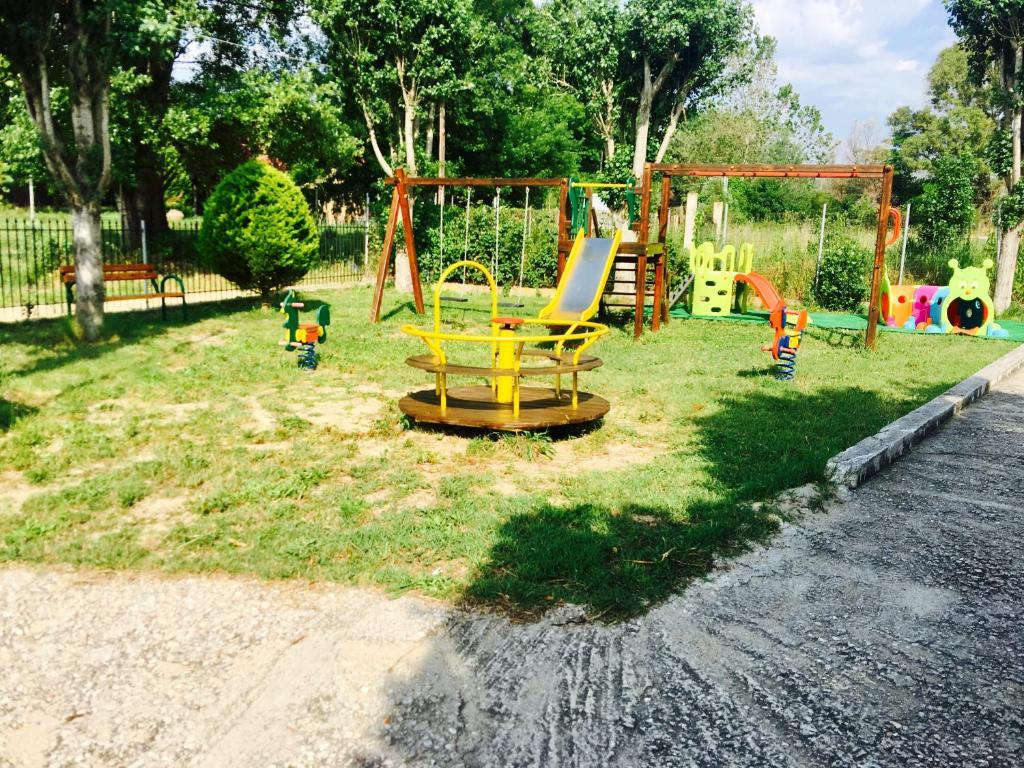 Children's play area at Panorama Studios