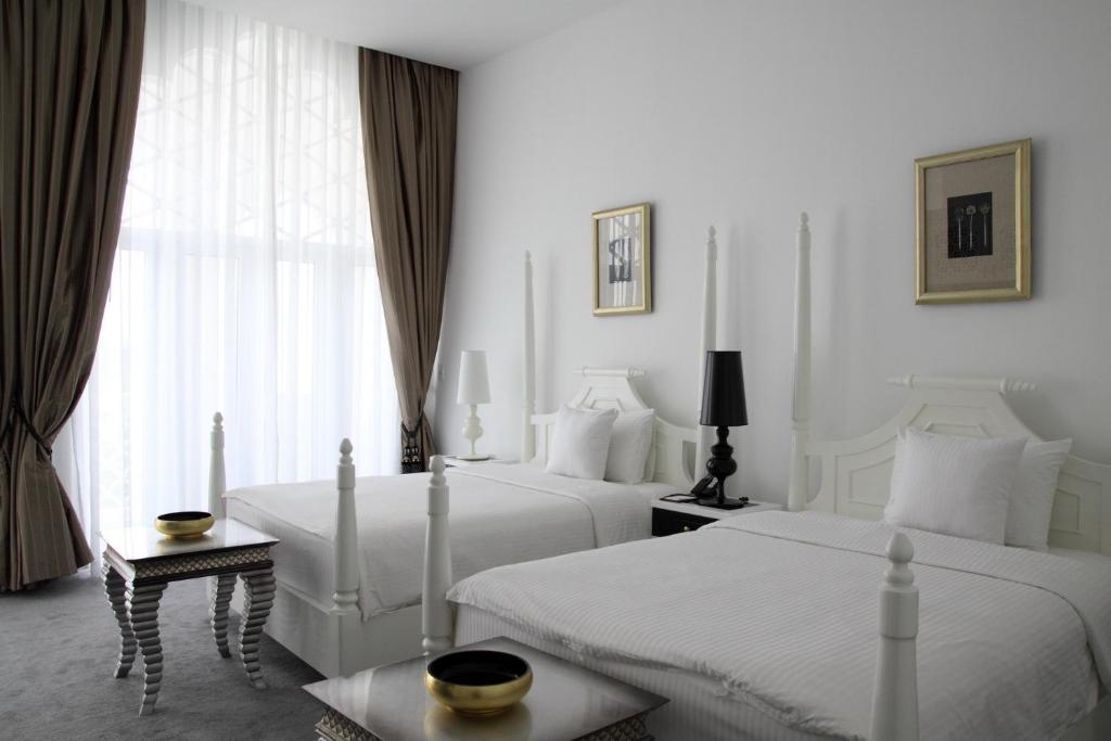 Phòng Có Giường Cỡ King/2 Giường Đơn