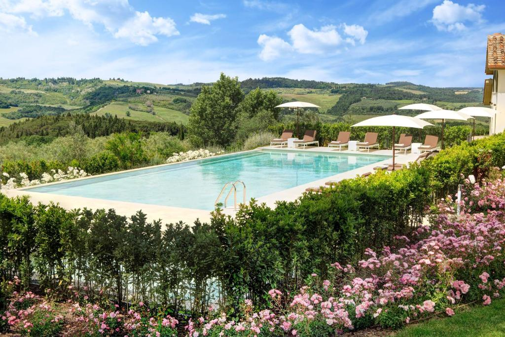 Villa Le Calvane (Italië Montespertoli) - Booking.com