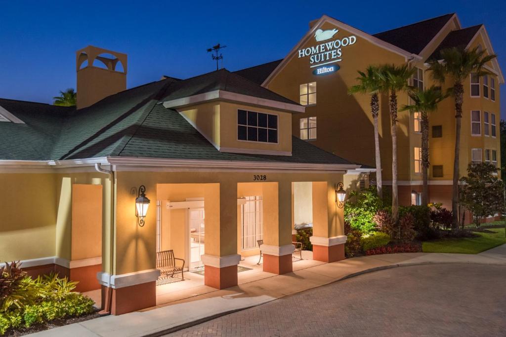 Hotel Homewood Suites by Hilton UCF Area, Orlando, FL ... on