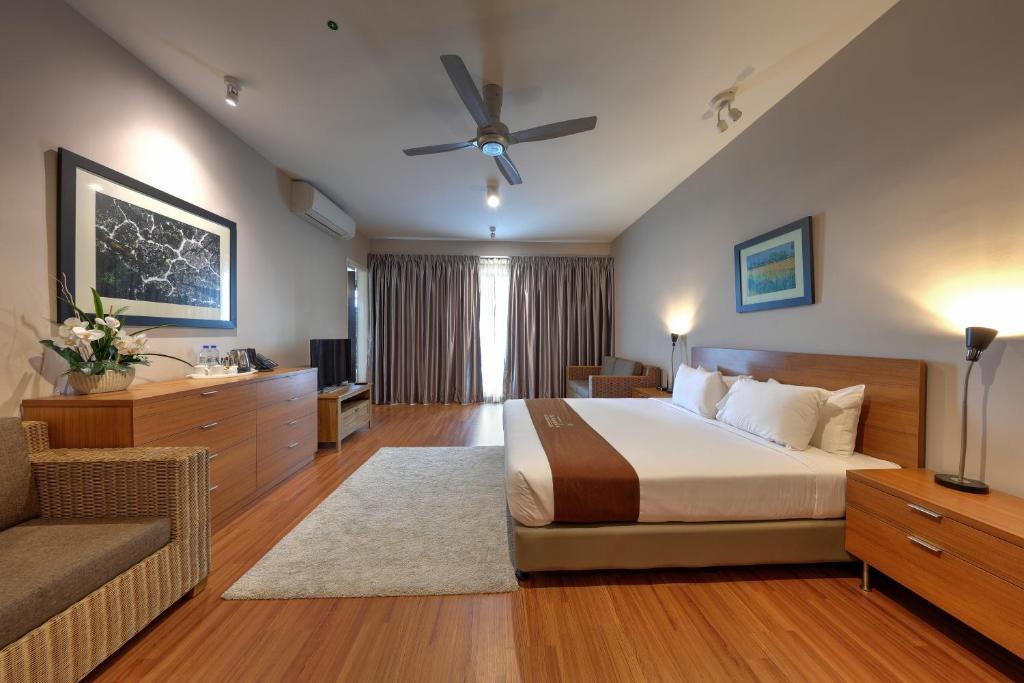 فندق جناح أكابيلا، شاه عالم