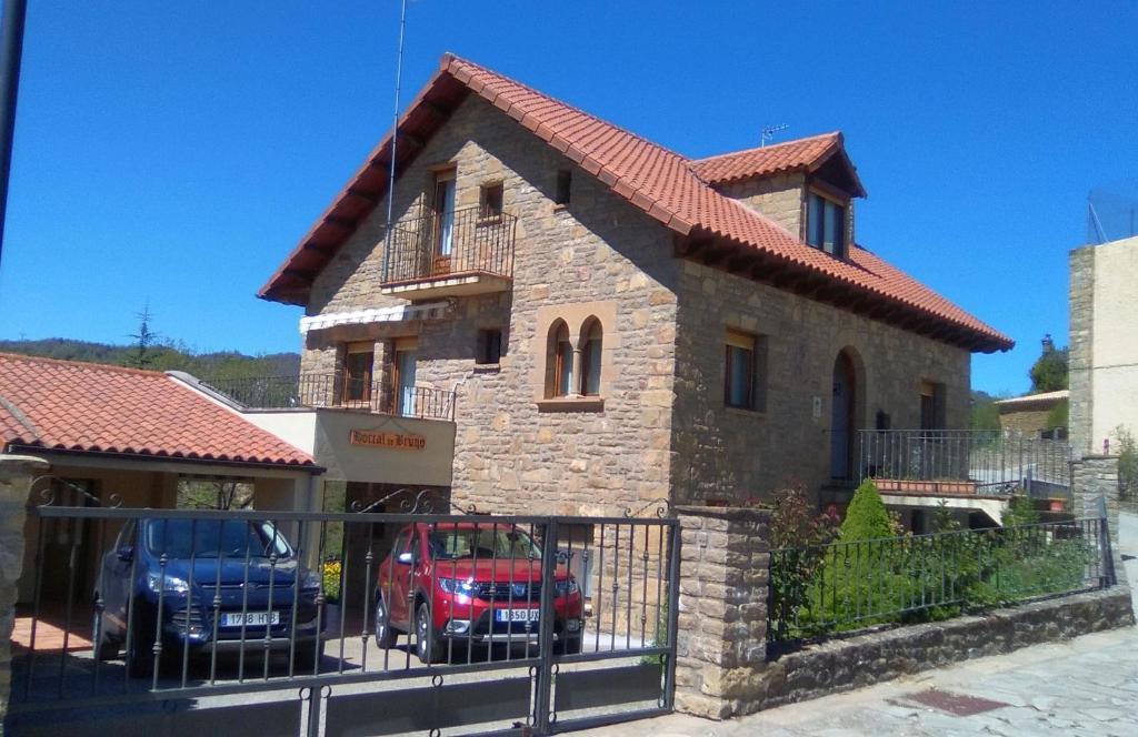 Casa de campo El Hortal de Bruno (España Bagüés) - Booking.com