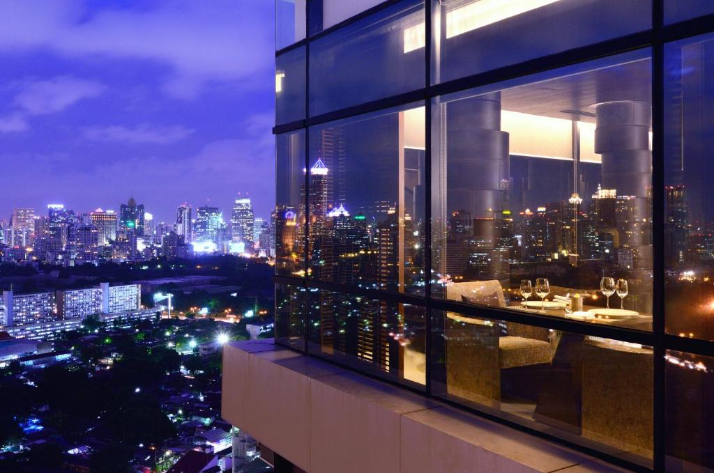 AETAS Bangkok Hotel, a 5-star hotel with luxurious amenities