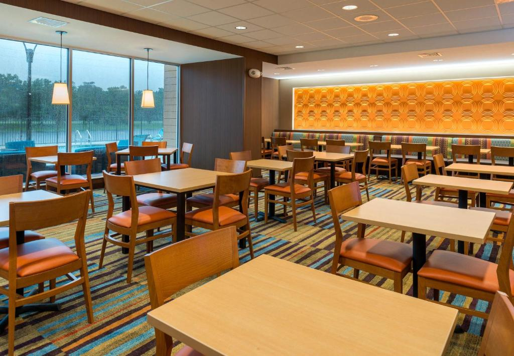 Fairfield Inn & Suites by Marriott Orlando East/UCF Area