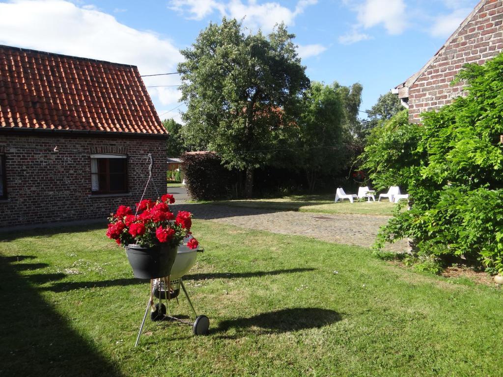 Jardin de l'établissement Reigerhuisje
