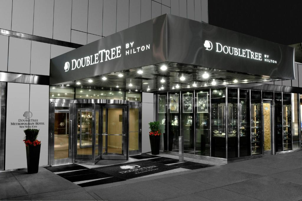 Hotels In New York City >> Doubletree By Hilton Metropolitan New York City New York