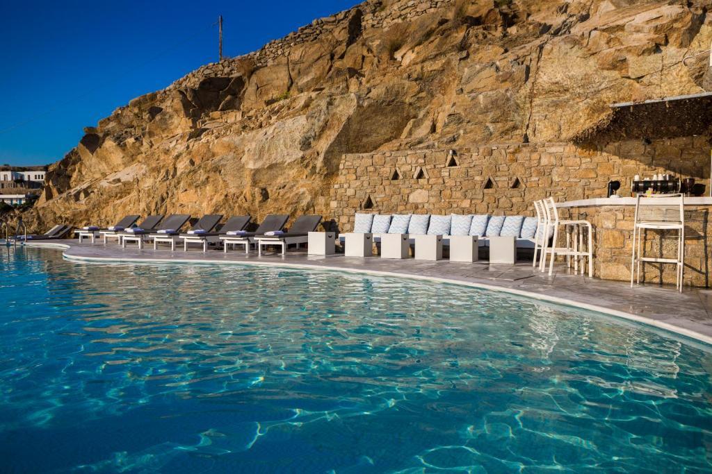 Mykonos Beach Hotel Mikonos Greece
