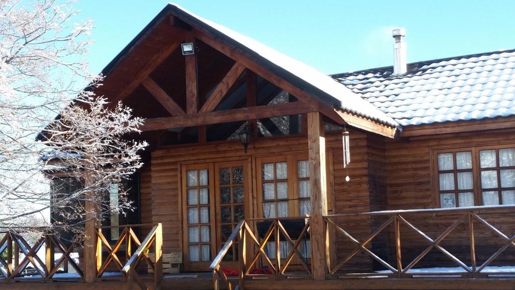 Tatas Haus en invierno