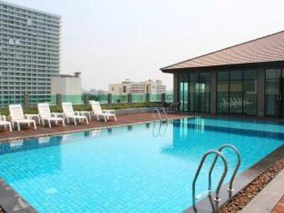 The swimming pool at or near The Stay Hotel