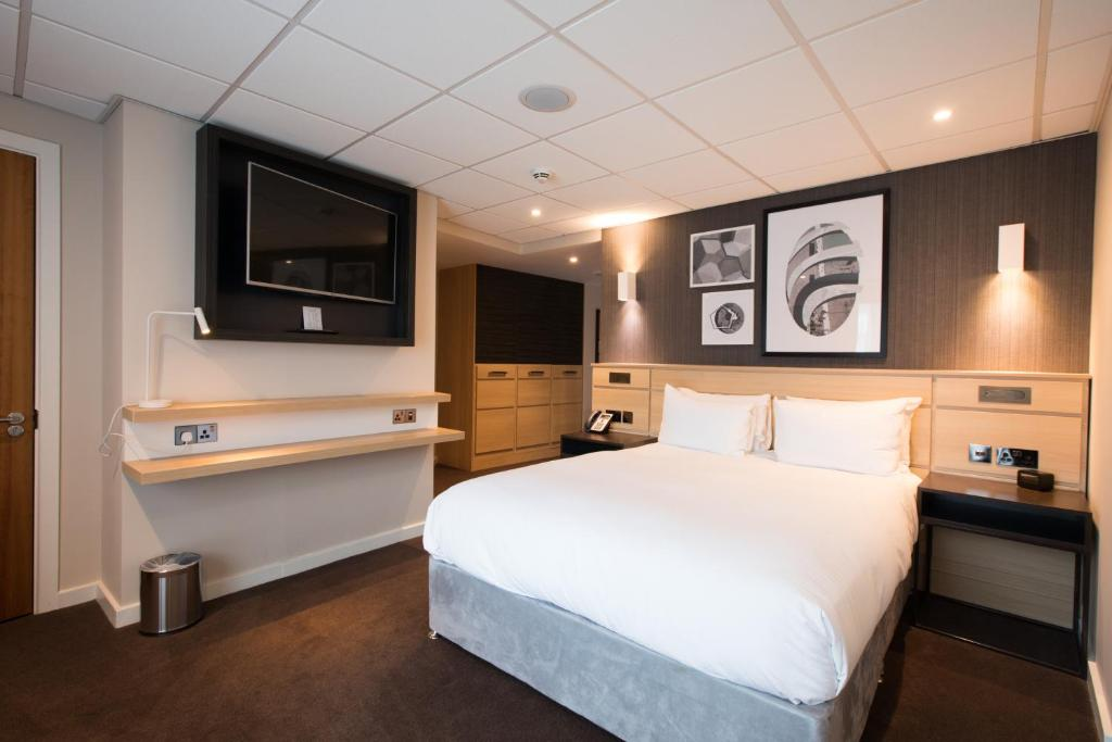 Hotel DoubleTree by Hilton at the Ricoh A, Coventry, UK