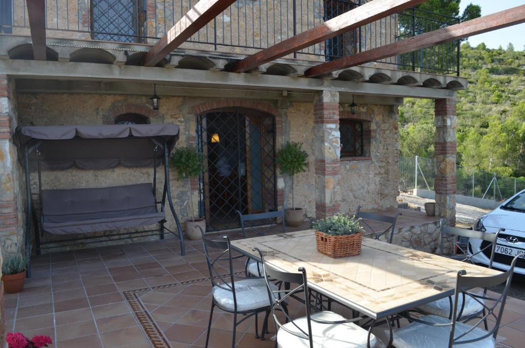 Casa de campo Can Sabate (España Hospitalet de lInfant ...