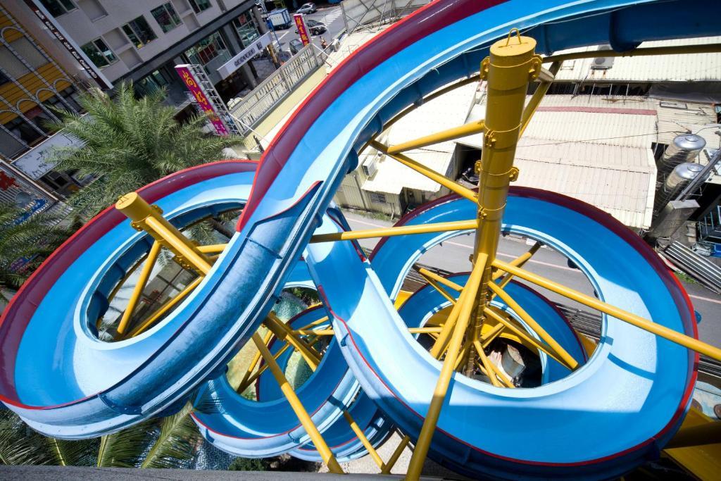 中冠礁溪大飯店或附近騎腳踏車