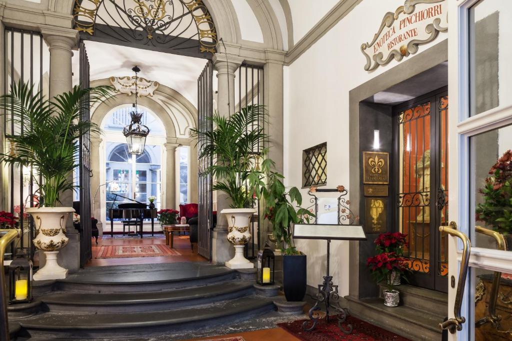 Hotel Baglioni Relais Santa Croce (Italia Florencia ...