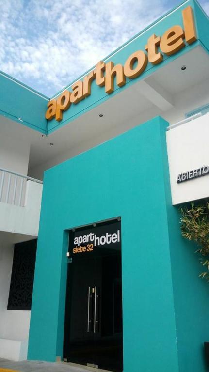Aparthotel Siete 32 México Mérida Booking Com