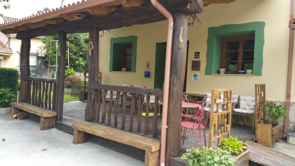 Casa de campo La Pumarada de Limés (España Cangas del Narcea ...