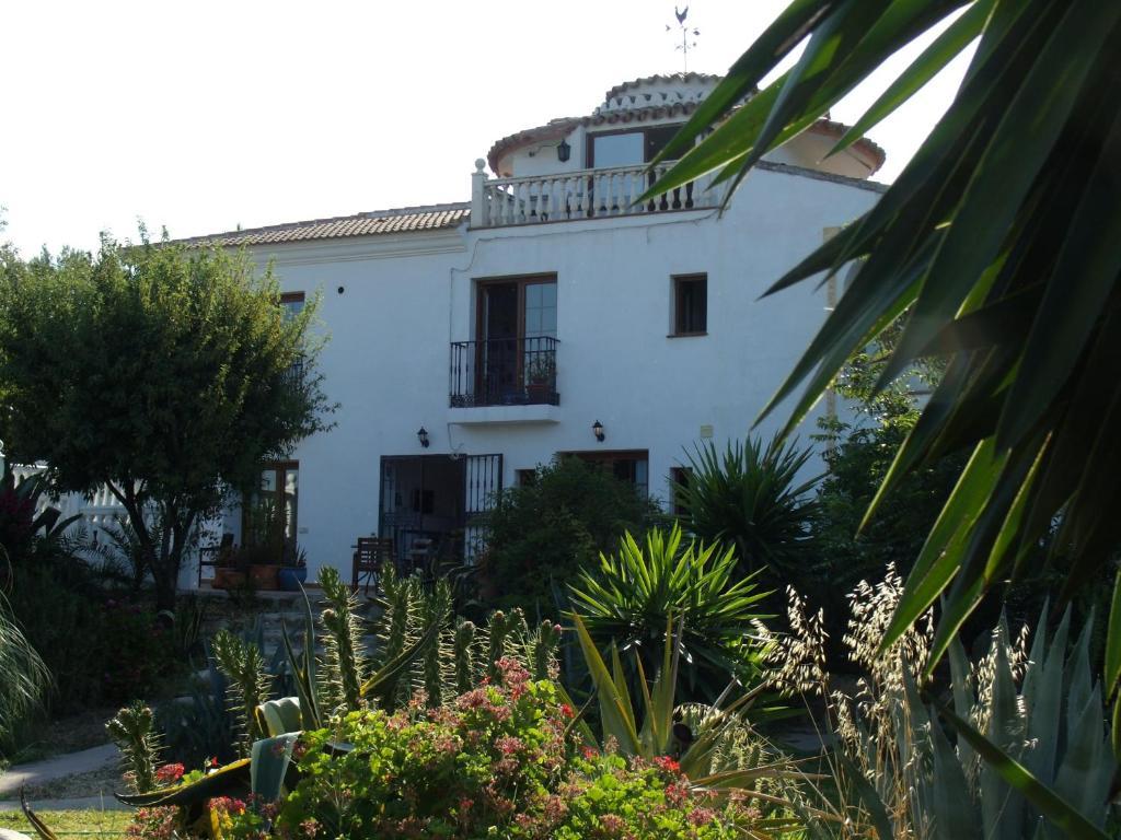 Casa de campo La Finca Blanca (España Álora) - Booking.com