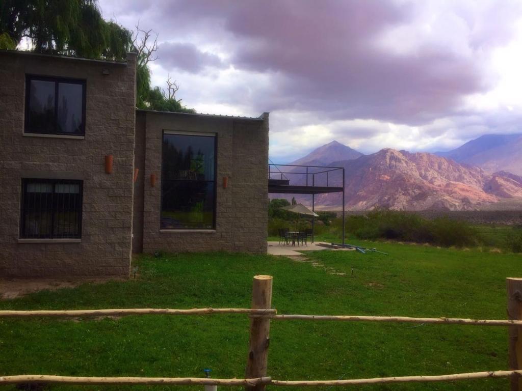 Casa de Campo Uspallata, Argentina - Booking.com