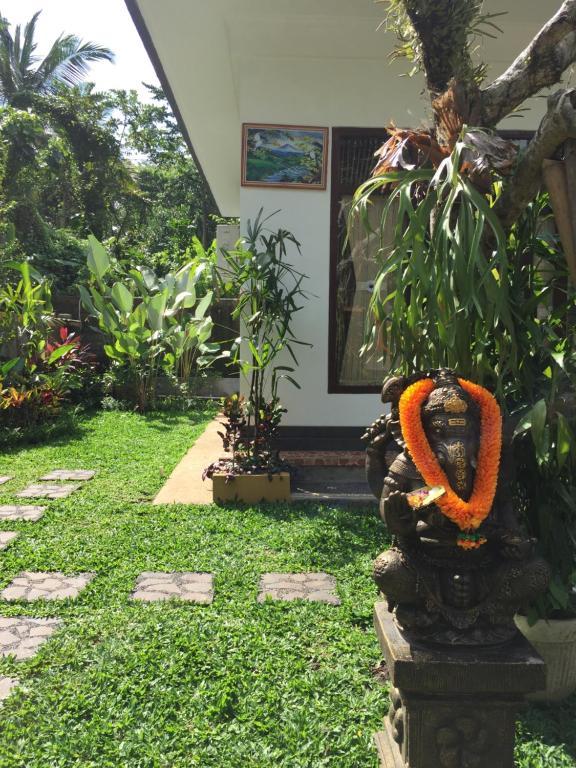 Jardin de l'établissement Villa Pandan Wangi