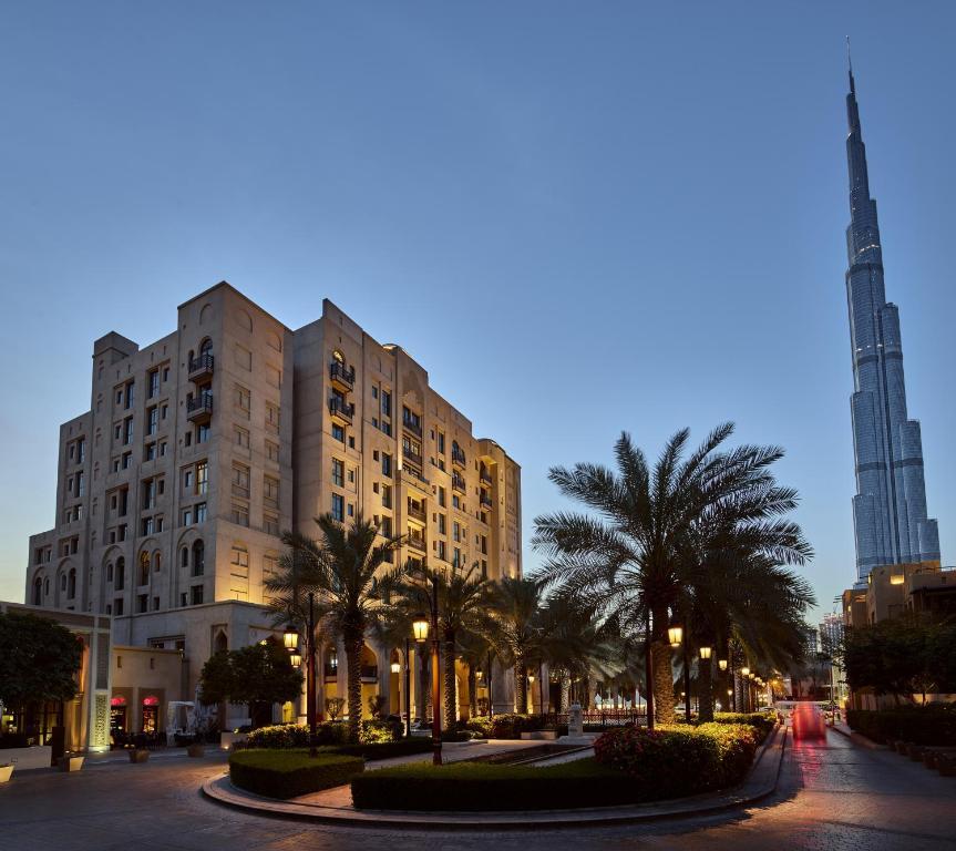 Hotel Manzil Downtown, Dubai, UAE - Booking com
