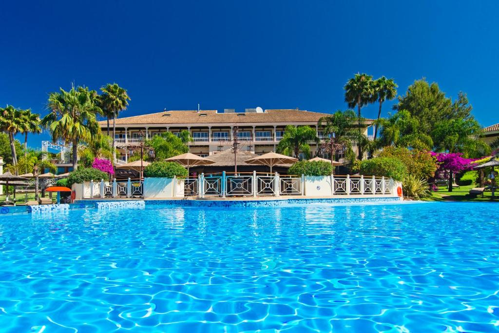 The swimming pool at or near Lindner Golf Resort Portals Nous