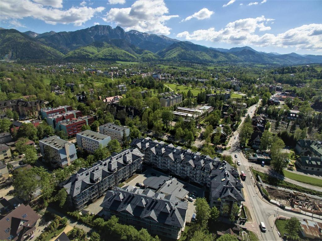 A bird's-eye view of Prestige Apartamenty Stara Polana & Spa