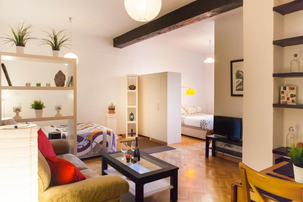 Appartement Segovia (Spanje Madrid) - Booking.com