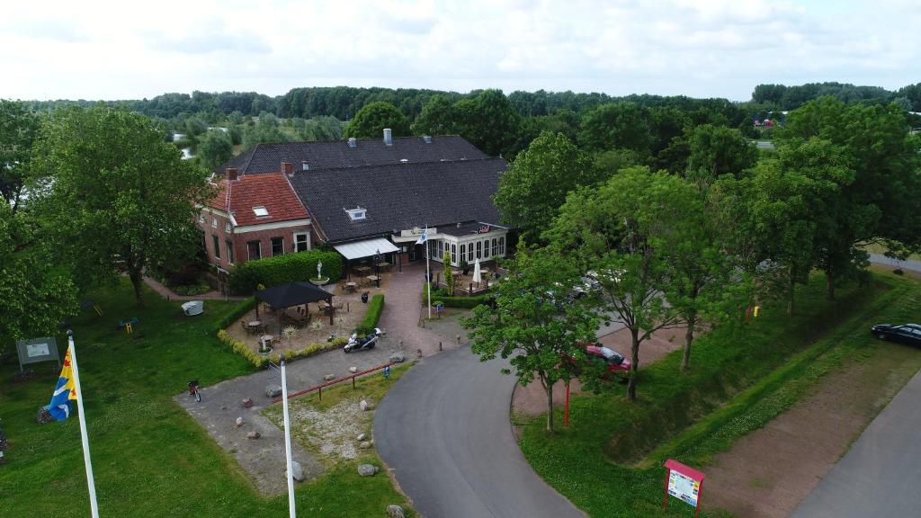 A bird's-eye view of Hotel In den Stallen