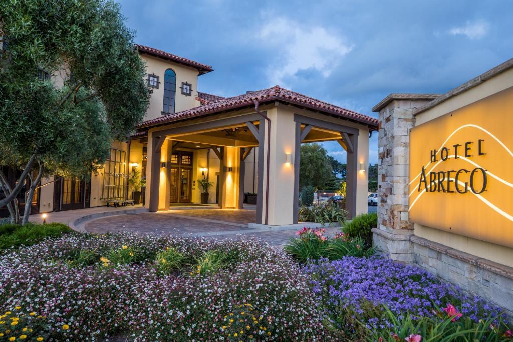 Hotels In Monterey Ca >> Hotel Abrego Monterey Ca Booking Com