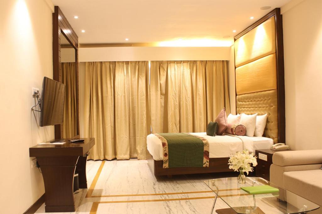 Hotel The Sunway Manor, Pondicherry, India - Booking com