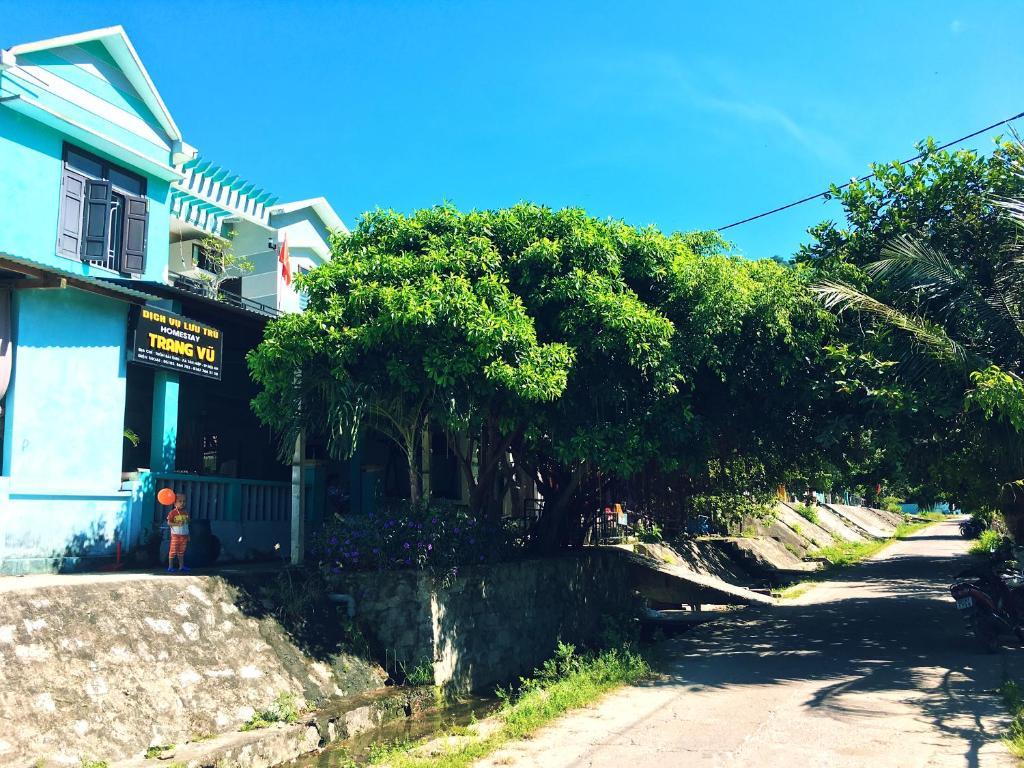 Trang Vu Homestay Cu Lao Cham | Dulich24