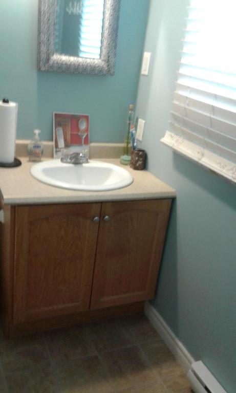 Ein Badezimmer in der Unterkunft Cozy pet friendly Home