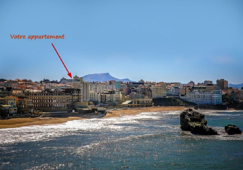 Studio Grand Plage De Biarritz Biarritz Paivitetyt Vuoden 2020