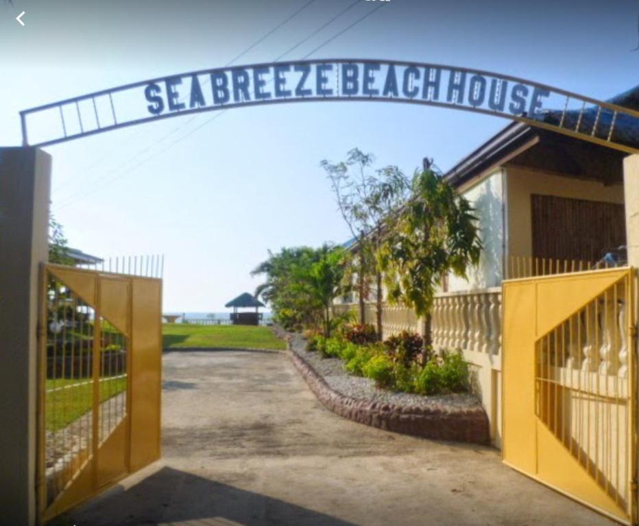 Vacation Home Sea Breeze Beachfront San Juan Philippines