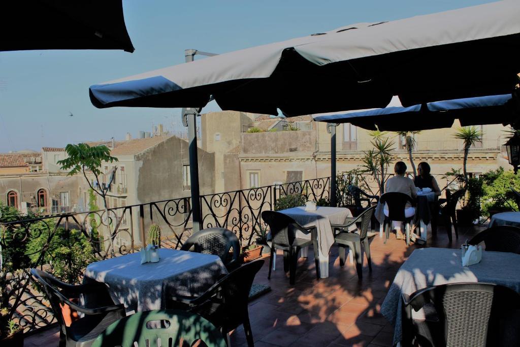 Ristorante o altro punto ristoro di Hotel Biscari