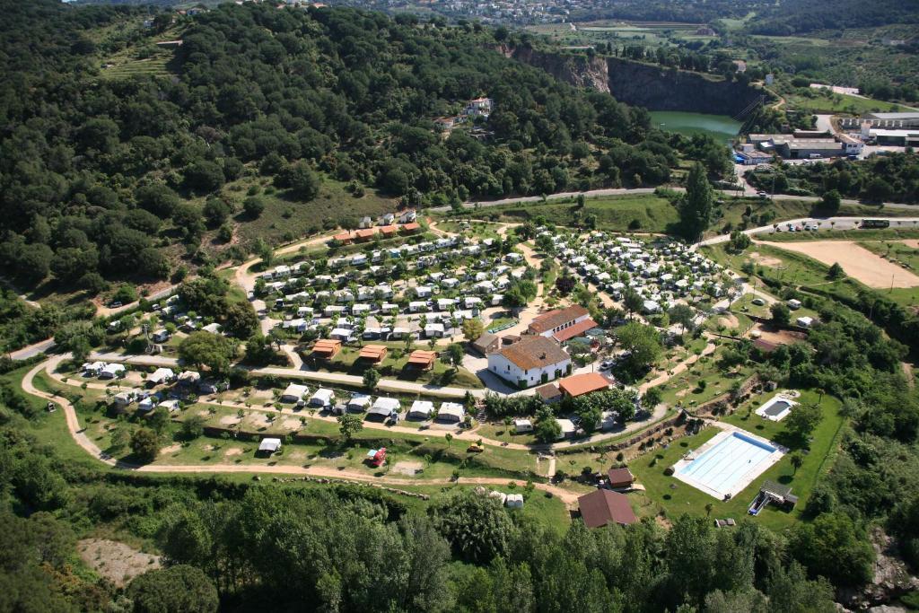 Camping El Pasqualet (España Caldes de Montbui) - Booking.com