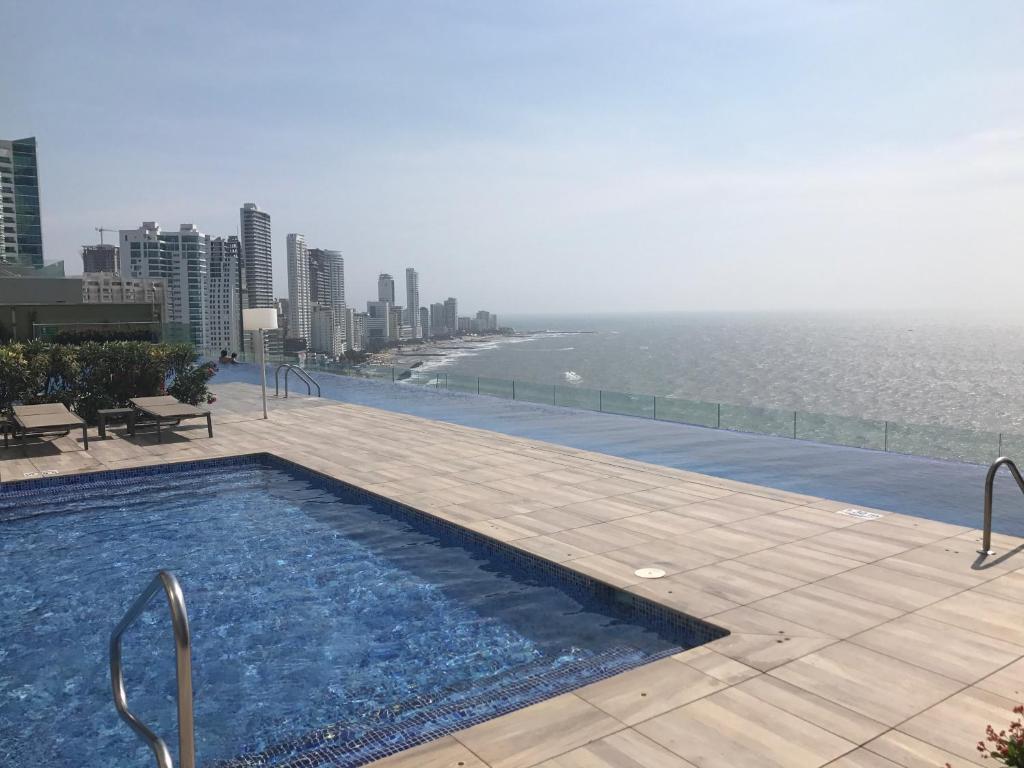 Apartamento Edificio H2 Cartagena De Indias Colombia