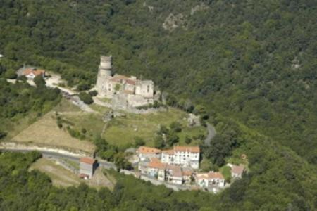 Vue panoramique sur l'établissement La Chatellenie
