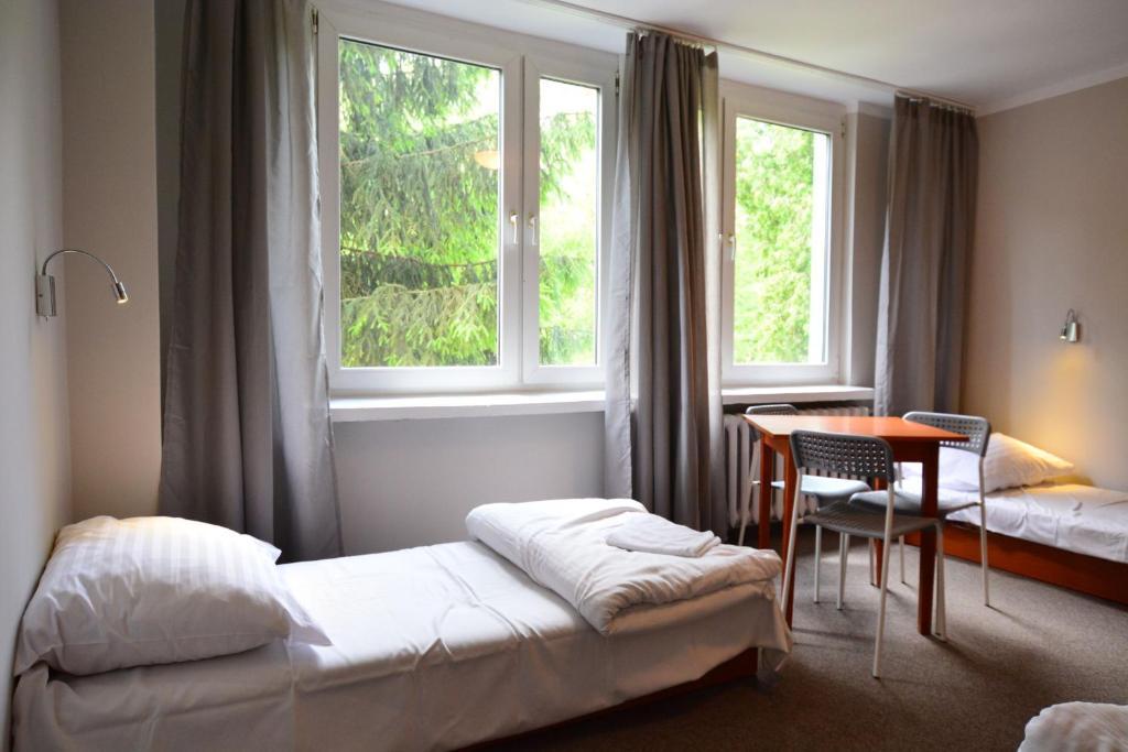 Posteľ alebo postele v izbe v ubytovaní TBN House