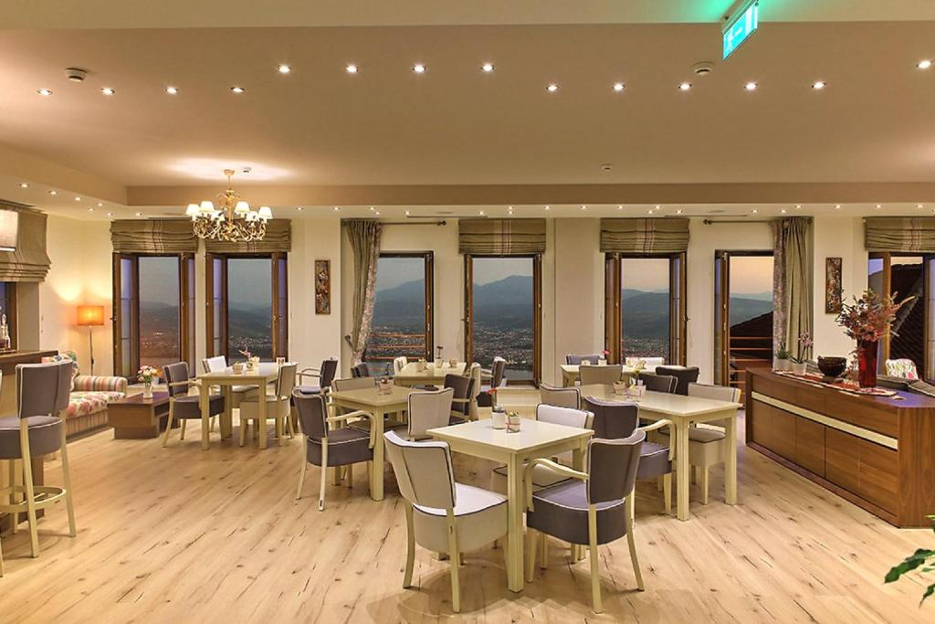 Arktos Mountain Hotel