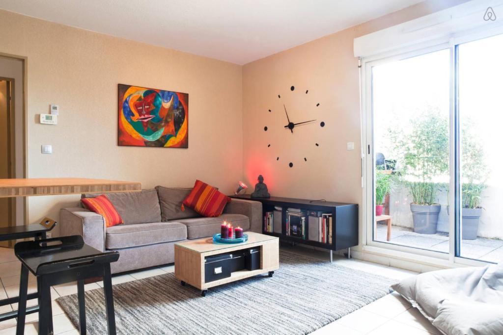 Appartement Joli 2 pièces, chaleureux et cosy (France ...