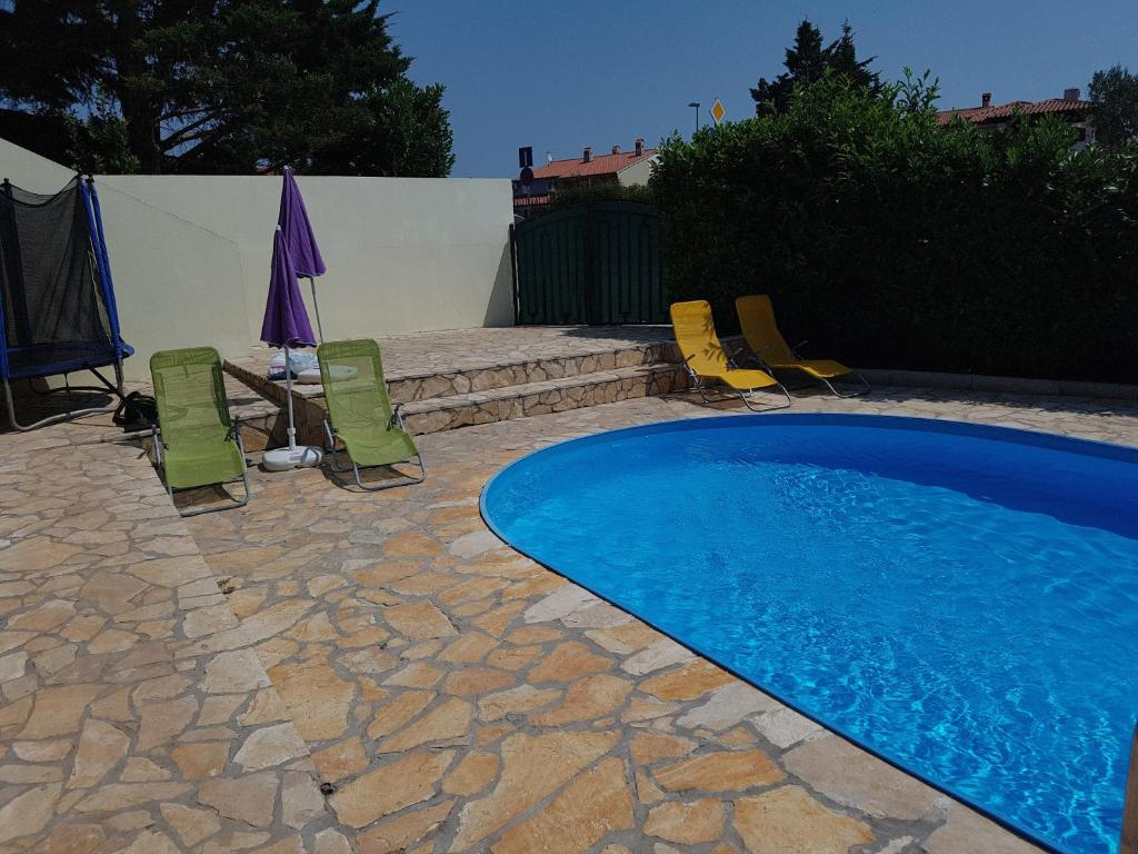 The swimming pool at or near Dejan Apartments with Pools