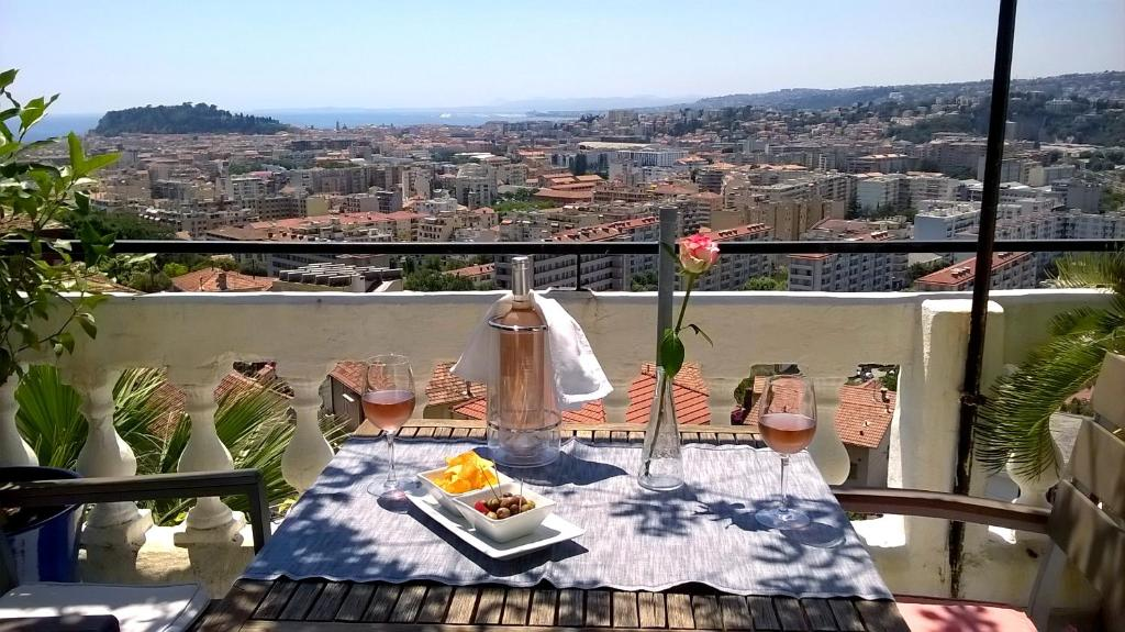 Altstadt Nizza Karte.Le Panoramic Boutique Hotel Frankreich Nizza Booking Com