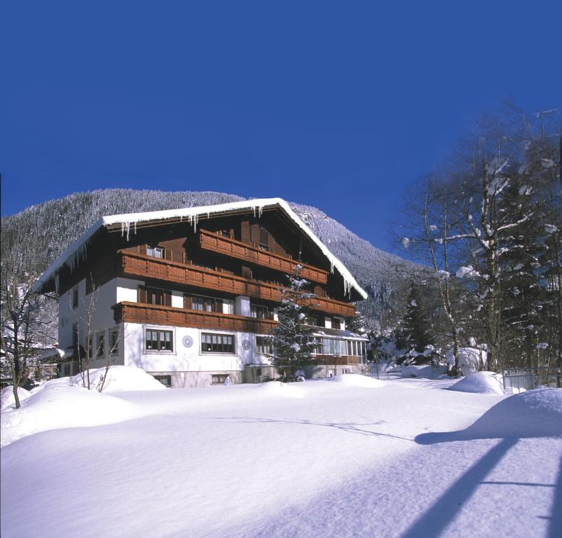 Hotel Monika im Winter