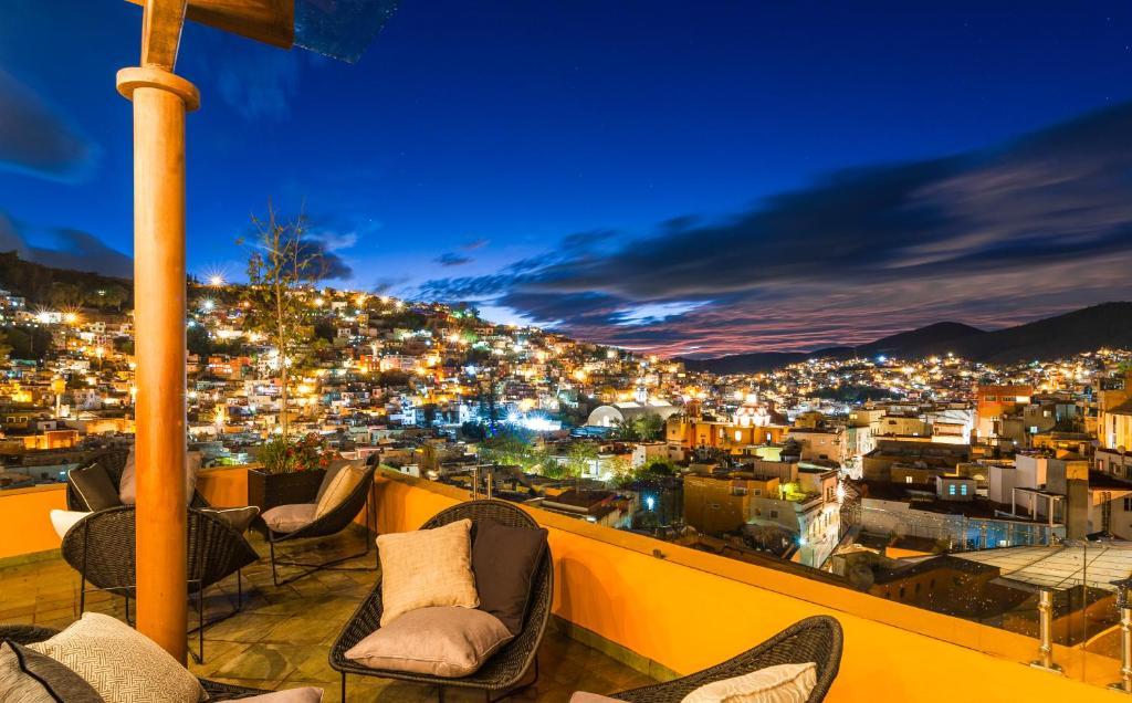 Hotel La Casa Del Rector Guanajuato Mexico Booking Com