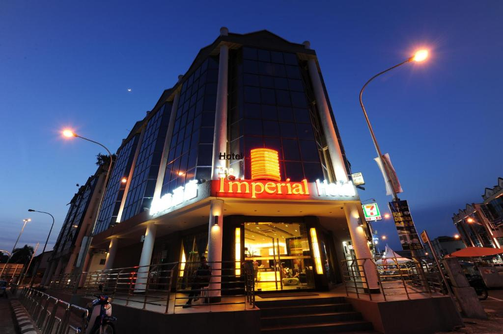 Image result for the imperial hotel kluang