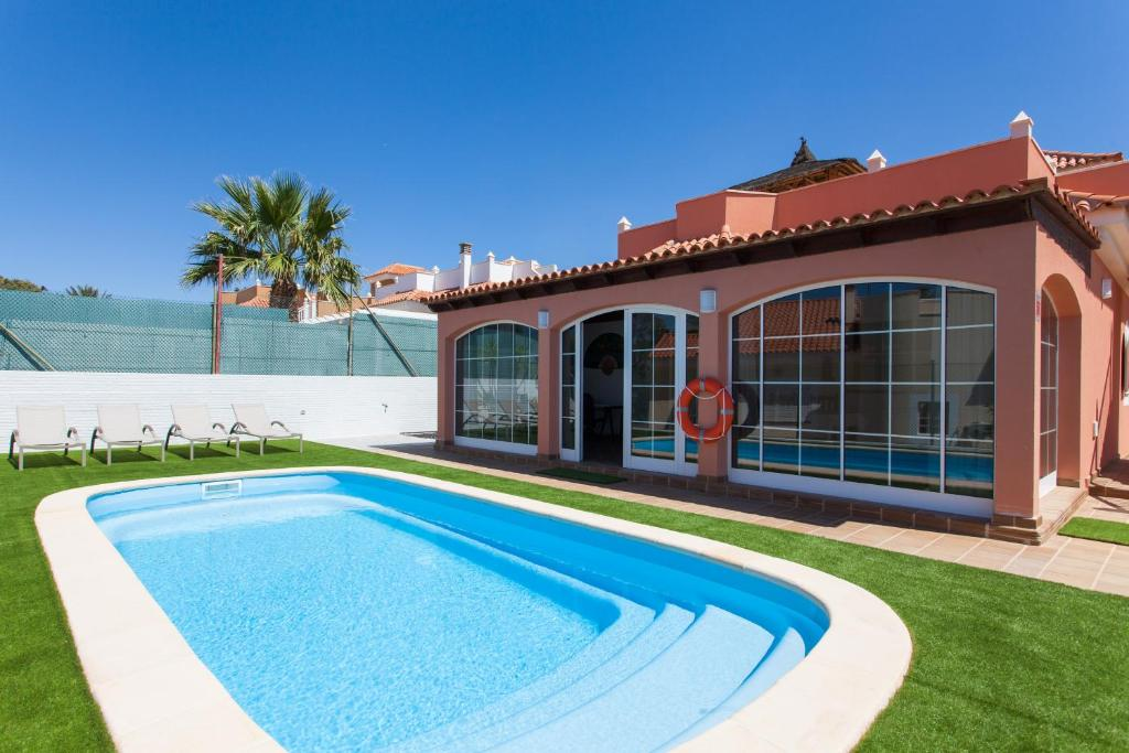 Villa Mar, Caleta De Fuste, Spain - Booking.com