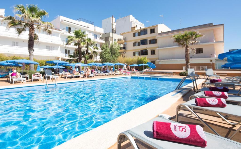 Het zwembad bij of vlak bij JS Sol de Can Picafort - Adults Only