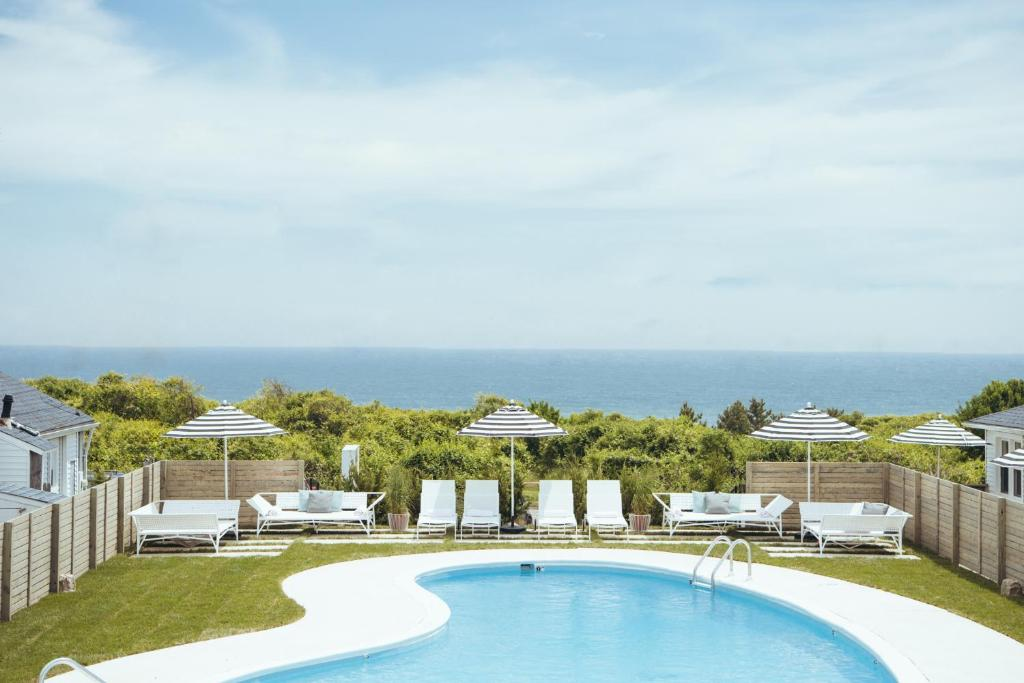 The swimming pool at or close to Breakers Montauk